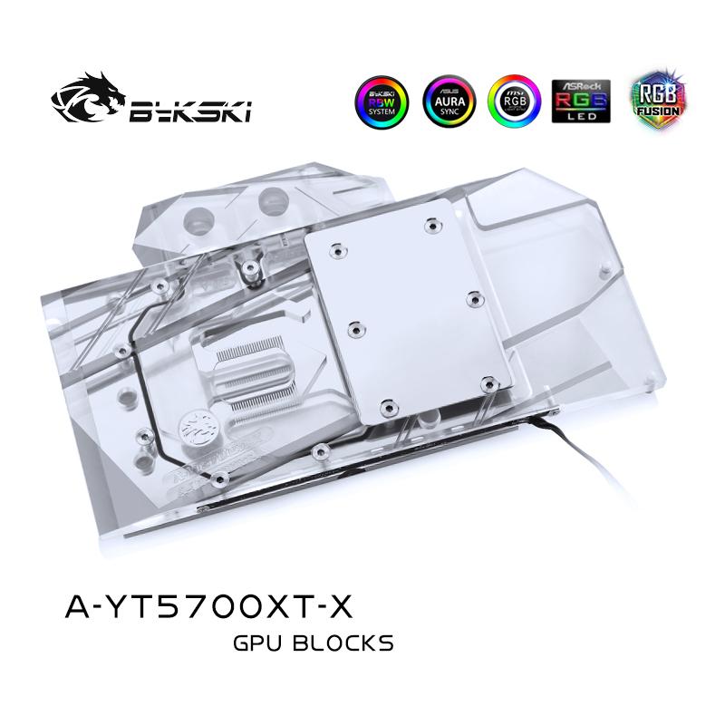 ykski A-YT5700XT-X 盈通 游戏高手 樱瞳限量 RX5700XT 8G D6